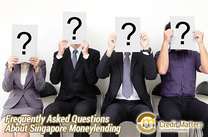 Frequently Asked Questions About Singapore Moneylending