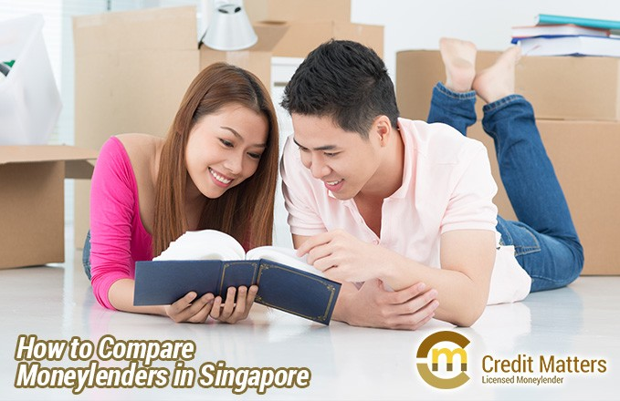 How to Compare Moneylenders in Singapore (2018 Update)