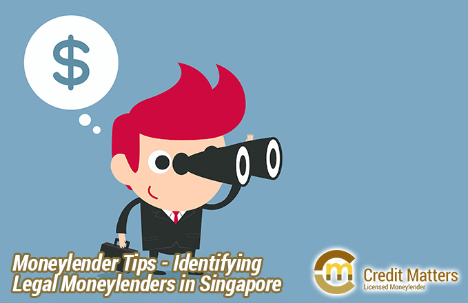 Moneylender Tips – Identifying Legal Moneylenders in Singapore