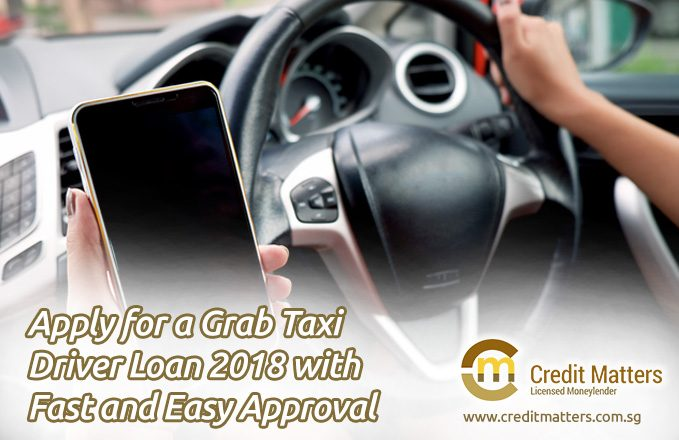 Apply for a Grab Taxi Loan 2018 with Fast and Easy Approval