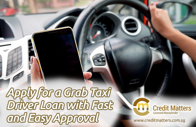Apply for a Grab Taxi Loan 2019 with Fast and Easy Approval